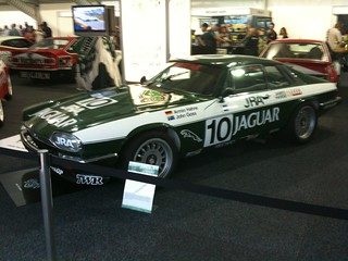 1985 Jaguar XJ-S Group A - Outright Winner 1985 James Hardie 1000