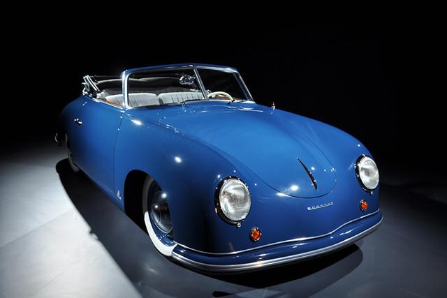 First Porsche sold in the US