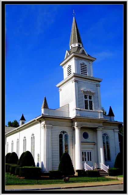Silver Creek NY ~ First United Presbyterian Church ~ Historical