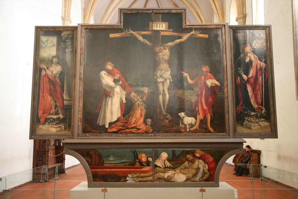 Alsace, Haut-Rhin, Colmar, Musée d'UnterLinden : Mathias G… | Flickr