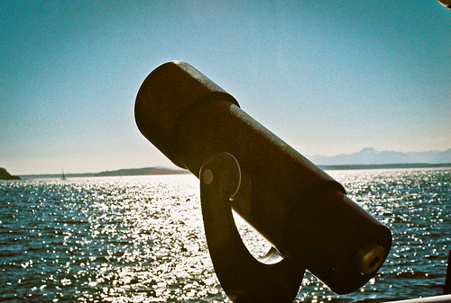 Telescope | by kforkristin