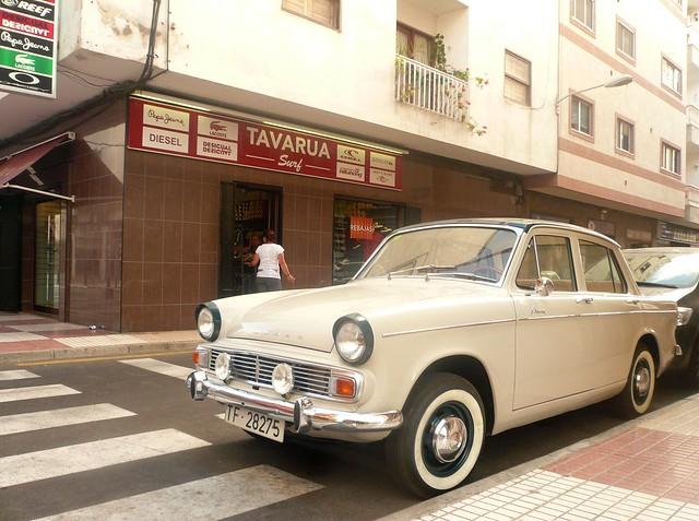 Tenerife: Las Galletas