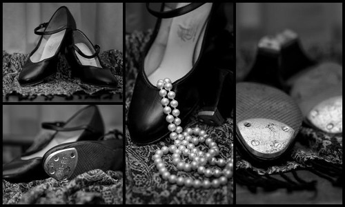 Vintage Tap Shoes | by Renee Silverman