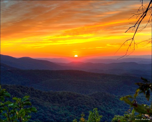usa mountains colors photoshop sunrise nc flickr adobe wise hdr blueridge blowingrock 2010 cs4 photomatix tonemapped