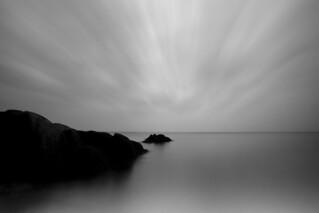 The dark sea | by Dan. D.
