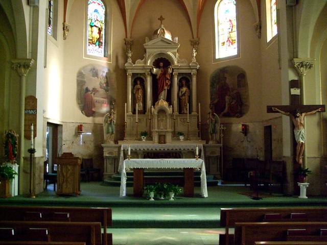 St. Stephen Catholic Church, Streator, IL