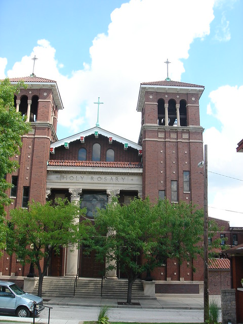 Holy Rosary Catholic Church, Indianapolis, IN
