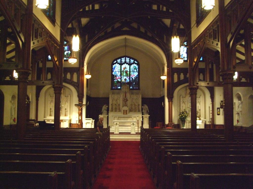 Shrine of the Sacred Heart, Baltimore, MD