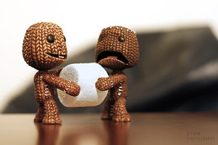 Marshmallow Tug of War | by Alexander Tran | atranphoto.com