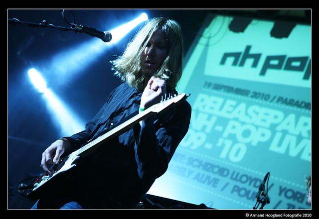 Schizoid Lloyd (3) @ NH-Pop Live Releaseparty 2010