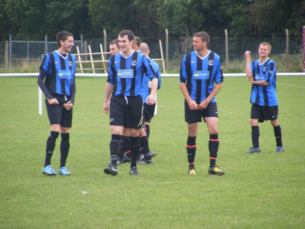 Letchworth Garden City Eagles FC 1-0 Sarratt FC(25-9-10)