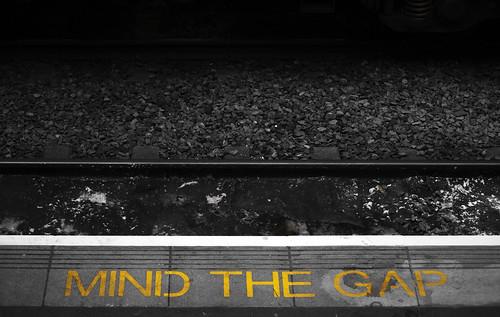 MIND THE GAP | by CGP Grey