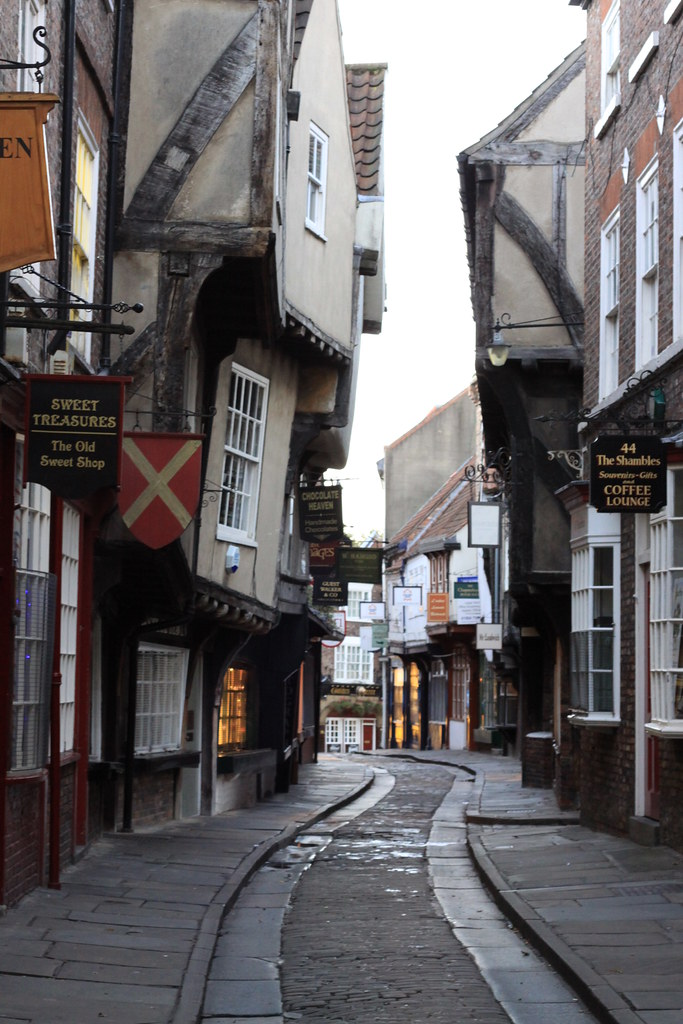 The Shambles  York  06 30 Saturday Morning