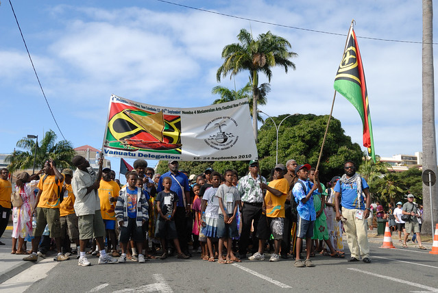 Délégation de Vanuatu