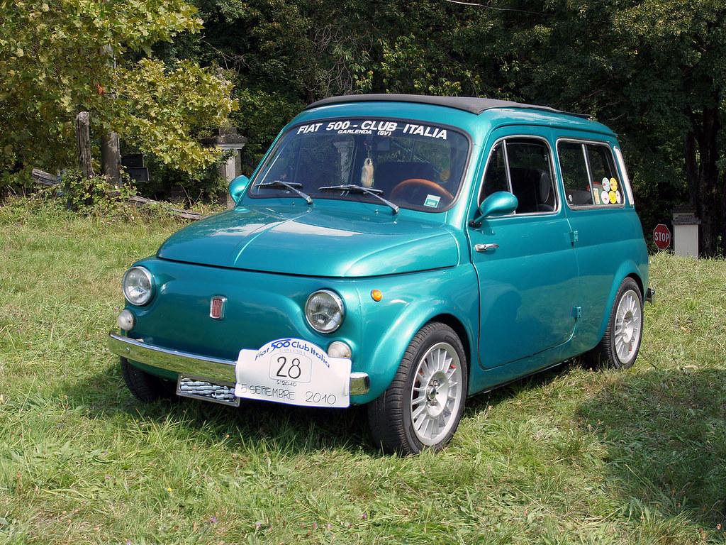 Fiat 500 Giardiniera Maurizio Boi Flickr