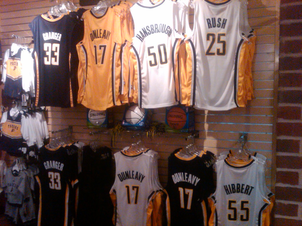 best service 1f5cf 04031 Indiana Pacers Team Store | A selection of jerseys on sale ...