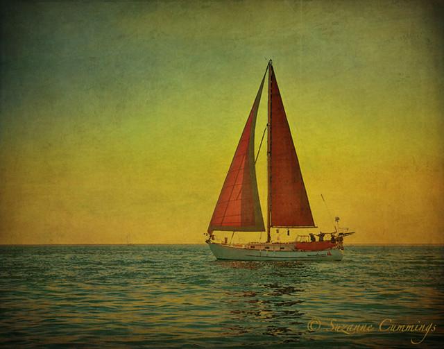 Red Sails...take me away