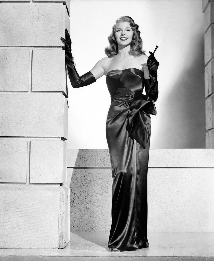 1946: Rita Hayworth (1918 - 1987) plays the sexy title rol… | Flickr