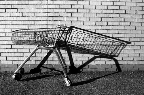 Shopping trolley | by Yandle