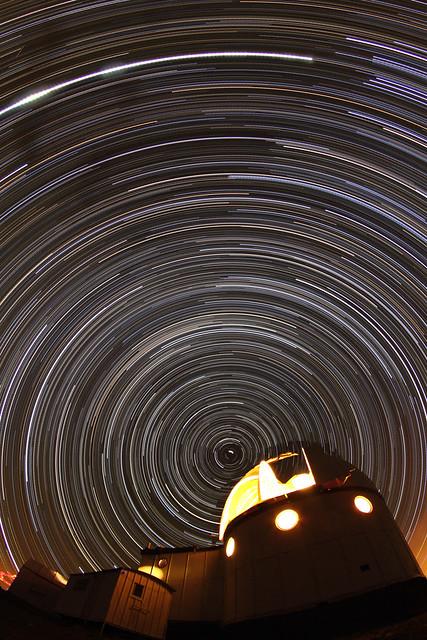 Circumpolaire à l'Observatoire de StVéran