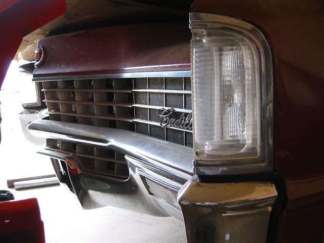 67/68 Cadillac Eldorado