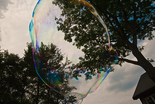 Giant bubble | by andrewmalone