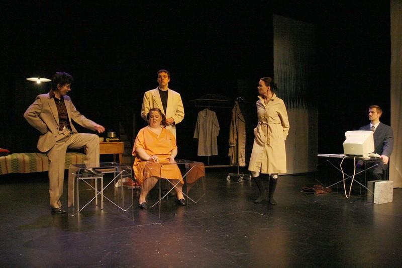 Harrastajateatterit valtaavat Kangasala-talon