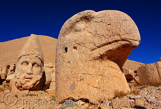 R1-2673 - Nemrut Dagi - Eagle Head | by loupiote (Old Skool) pro