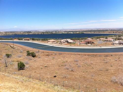 Antelope Valley & Resevoir | by Ben+Sam
