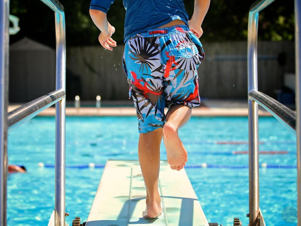 Jumping into Summer | Community Swimming Pool, Austin, TX My ...