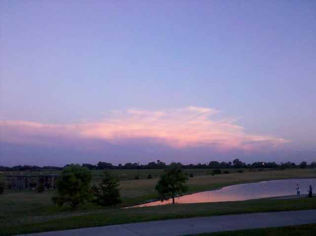 083110 - Evening Supercell in North Central Nebraska / Kansas