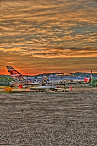 aircraft massachusetts airplanes f100 airshow westfield hdr