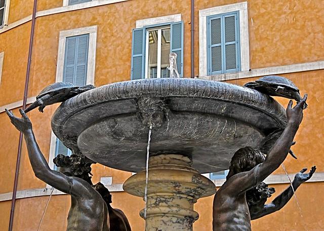 Fontana delle Tatarughe