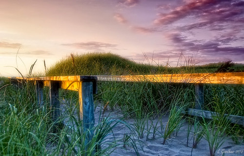 sunset sky clouds sand dunes princeedwardisland pei morell daysend morellprinceedwardisland lindagoodhuephotography