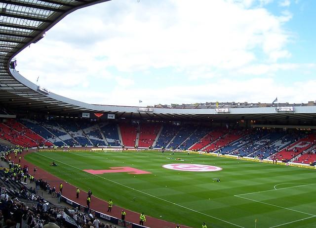 Hearts v Gretna, Scottish Cup Final, 13th May 2006, Hampden Park, Glasgow