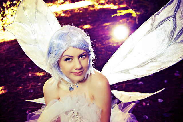 Navi cosplay from Legend of Zelda ocarina of time by TheReenoa on DeviantArt