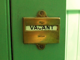 Vacant: Stevenage Bath House | by Peter O'Connor aka anemoneprojectors