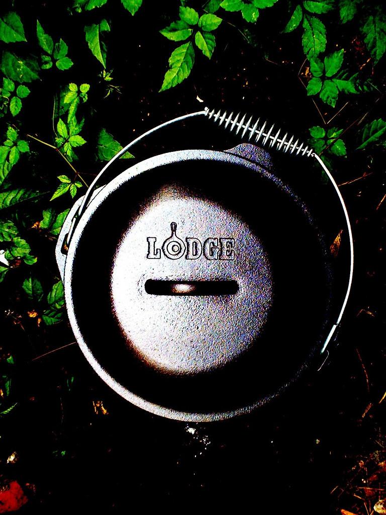 LODGE kitchen dutch oven SEP182010