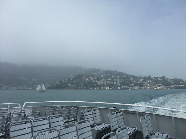 Ferry Departure