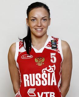5 Natalia ZHEDIK (RUSSIA) | FIBA | Flickr