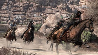 Red Dead Redemption Liars and Cheats screenshots | by gamesweasel