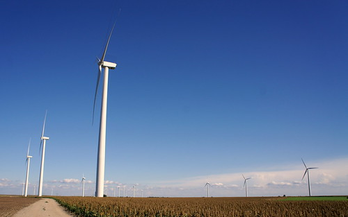 Smoky Hills Wind Farm | by brent flanders