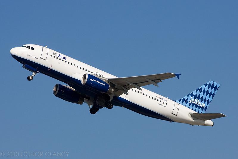 N504JB JetBlue A320-200