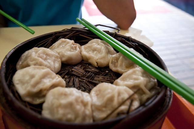 Yin Nian Soup Dumplings 尹年金湯飽