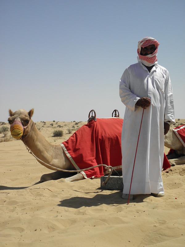 Camel Hearder