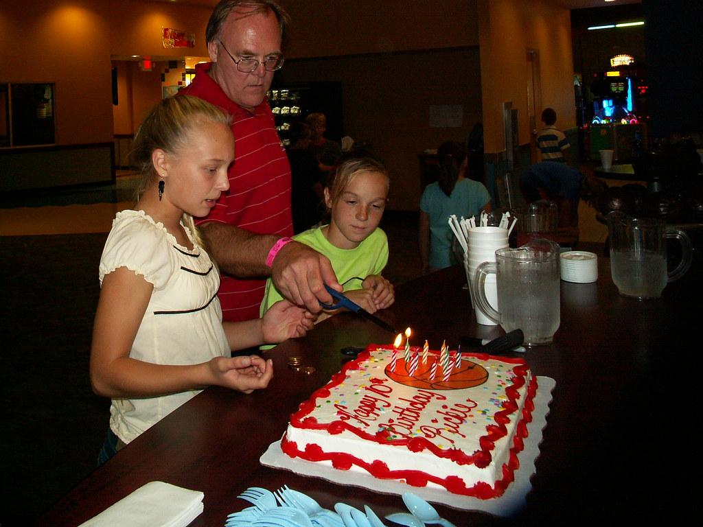Rickie's Birthday 2010-10-09