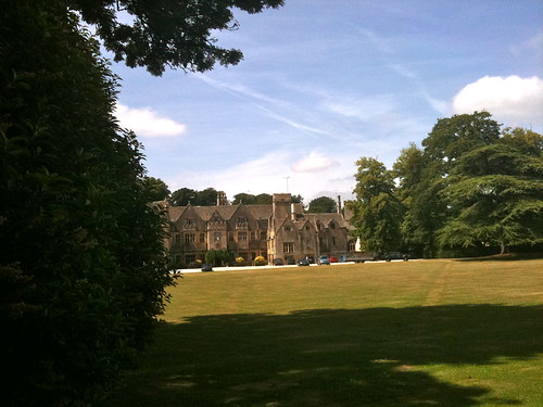 View of Bibury Court Hotel | by Tip Tours