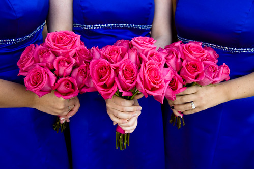 pink flowers blue wedding girls roses fall ma outside massachusetts newengland plymouth bridesmaids dresses mass bouquets