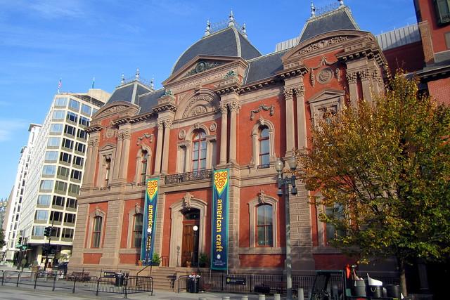 Washington DC: Renwick Gallery