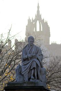 The Scott Memorium - Sir Walter Scott | by Ronnie Macdonald